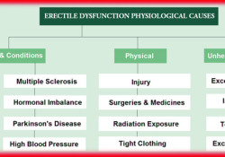 what causes sexual dysfunctions in men?