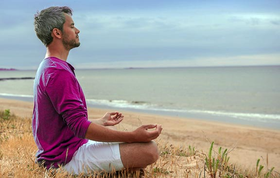 A stressful lifestyle is one of the major causes of infertility. De-stress with yoga and meditation