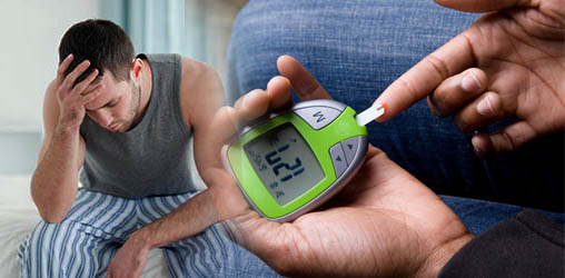 Diabetes raises impotency risk