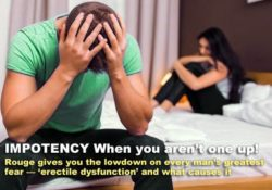 IMPOTENCY When you aren't one up