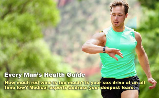 Every Man's Health Guide,