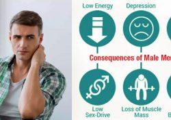 Male Menopause no longer a Myth
