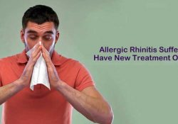 Allergic Rhinitis Sufferers Have New Treatment Options